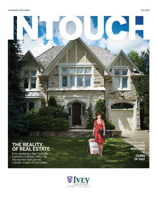 InTouch Magazine - Nathalie L Goldhar